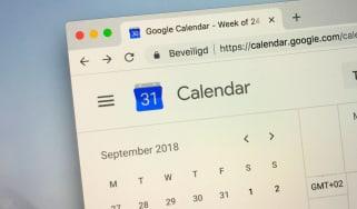 A screenshot of Google Calendar scheduling tool
