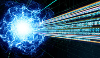 Quantum internet with binary code