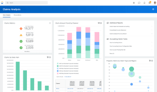 Workday Adaptive Planning platform interface