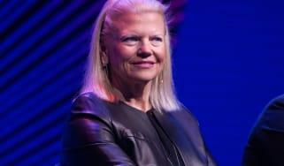Former IBM CEO Ginni Rometty