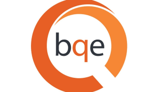 BQE logo on white background