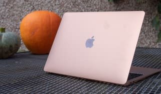 Apple MacBook Air rear angle