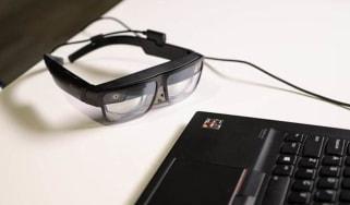 ThinkReality smart glasses