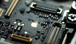 The inside of an iPhone and the chips that power it