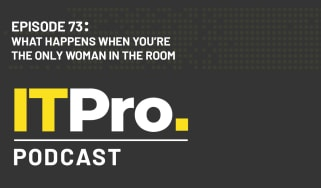 The IT Pro Podcast: What happens when you're the only woman in the room