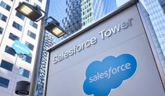 Salesforce's San Francisco HQ - Salesforce Tower