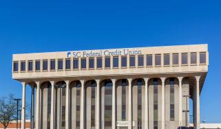 Credit union building