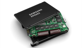 Samsung's  24G SAS SSD called the PM1653
