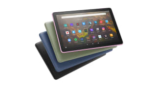Four Fire HD 10 tablets