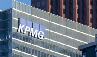 A KPMG office building