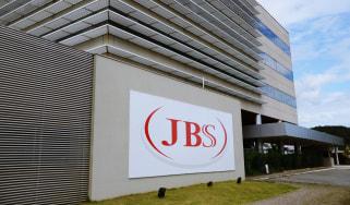 JBS office building in Brazil