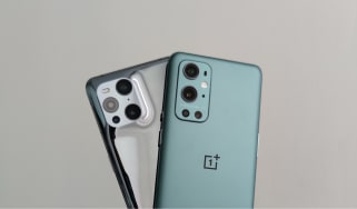 The latest OnePlus and Oppo smartphones pictured together