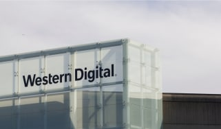American hard disk drive manufacturer and data storage company Western Digital Corporation's office in Milpitas, California