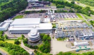 NWF plant in Newport, Wales