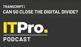 Podcast transcript: Can 5G close the digital divide?