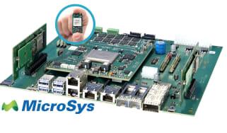 MicroSys' miriac AIP-LX2160A embedded platform