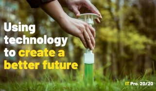 IT Pro 20/20: Using technology to create a better future