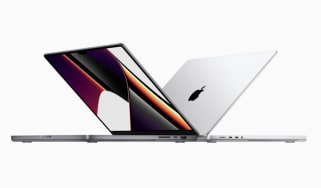New MacBook Pro 14-inch and 16-inch models