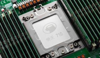 Alibaba's new Yitian 710 server chip