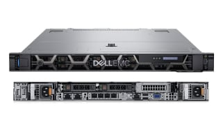 A photograph of the Dell EMC PowerEdge R650