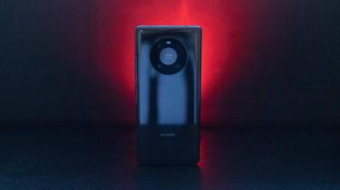 Huawei's Mate 40 Pro smartphone