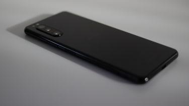 Sony Xperia 5II - Rear angle