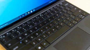 Dell XPS 13 9310 (2020) keyboard