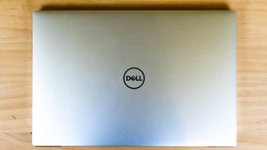 Dell XPS 13 9310 (2020) birds eye view