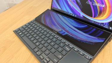 Asus ZenBook Duo 14 UX482 Screen Pad