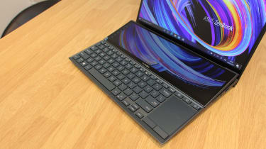Asus ZenBook Duo 14 UX482 chassis
