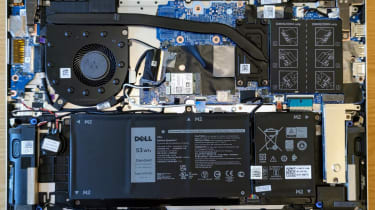 Dell Inspiron 15 7000 2-in-1 (late 2020) internals