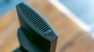 Dell OptiPlex 7070 Ultra power button