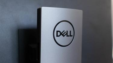 Dell logo on OptiPlex 7070 Ultra stand