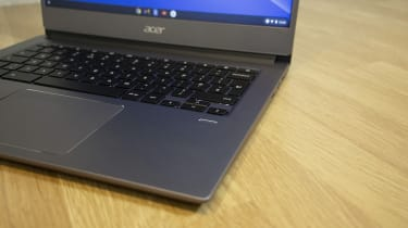 Acer Chromebook 714 fingerprint reader