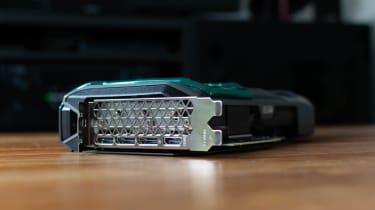 Zotac GeForce RTX 3070 AMP Holo ports
