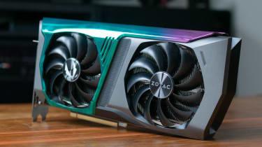Zotac GeForce RTX 3070 AMP Holo fans