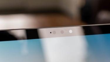 Microsoft Surface Pro 7+ camera