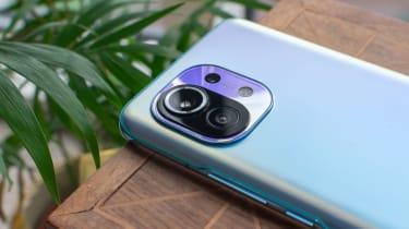 The Xiaomi Mi 11 camera configuration