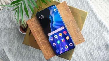 The Xiaomi Mi 11 face