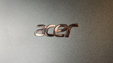 Acer logo on Swift 5