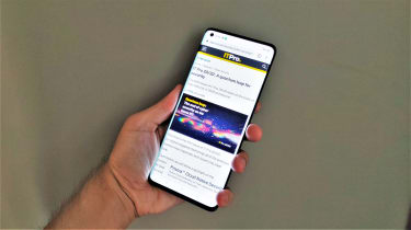 Oppo Find X2 Pro front