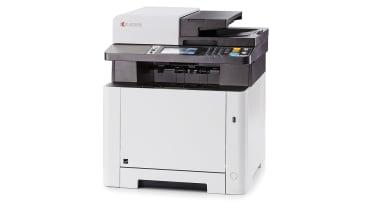 The Kyocera Ecosys M5526cdw printer