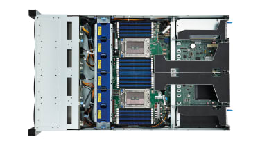 Broadberry CyberServe AM2-B8252 open chassis