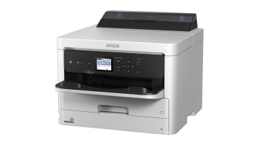 Epson WorkForce Pro WF-C5210DW side angle