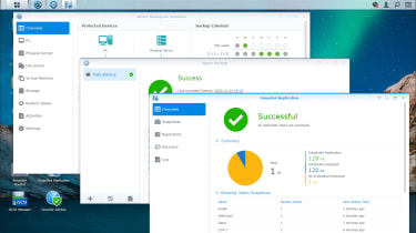 Synology DiskStation DS1621xs+ software
