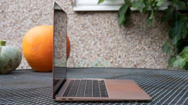 Apple MacBook Air side view