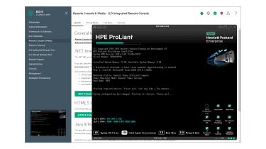 HPE MicroServer Gen10 Plus software