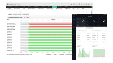 ManageEngine OpManager Plus 12.5 software