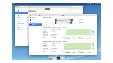 Qsan XCubeNXT XN8024D system monitoring console