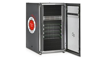 Fujitsu Primeflex for VMware VSAN Appliance rack cabinet